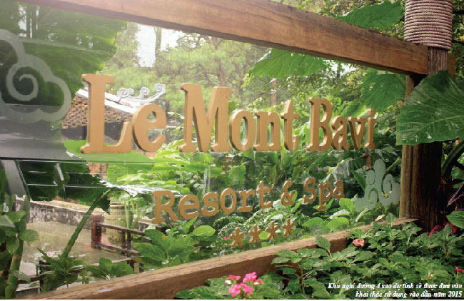 Le Mont BaVi Resort & Spa